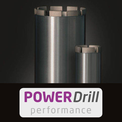 Bohrkronen POWER Drill | Länge 450 mm